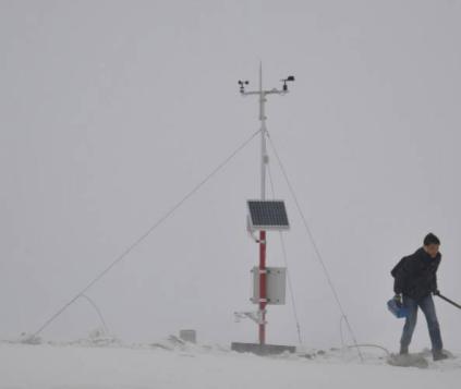 国家级旅游景区气象环境监测站